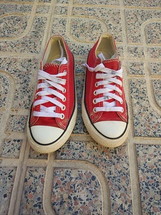 Zapatillas de tela talla 35