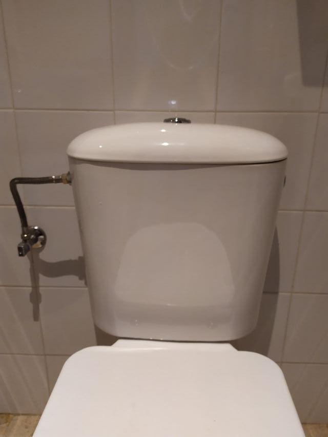 Peachy Cisterna Inodoro Bellavista Stylo De Segunda Mano Por 15 Evergreenethics Interior Chair Design Evergreenethicsorg