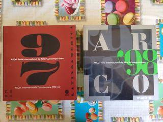 Catálogo feria ARCO 97 y 98