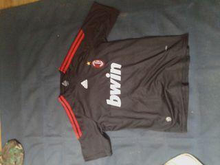 Camiseta AC Milan 2008