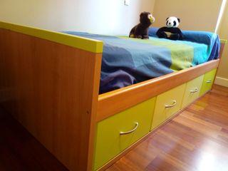 cama juvenil