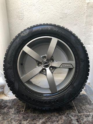 """Llantas Borbet Range Rover 17"""" neumáticos NUEVOS"""