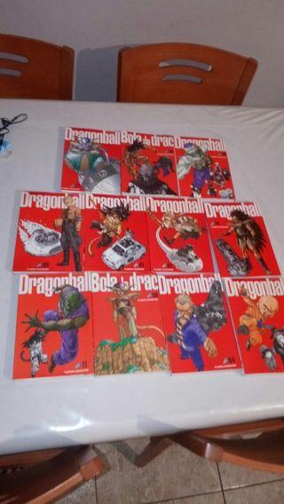 Colección Manga bola de drac libros. Manga