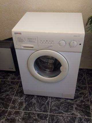 lavadora rommer