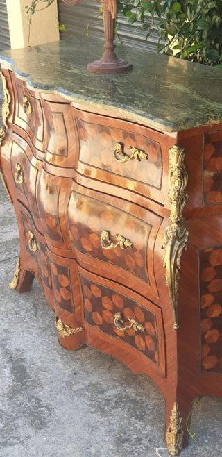 Mueble Antiguo cómoda cajonera