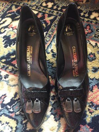 Zapatos de tacón de segunda mano en Getxo en WALLAPOP