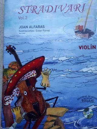 Método violin Stradivari Vol.2