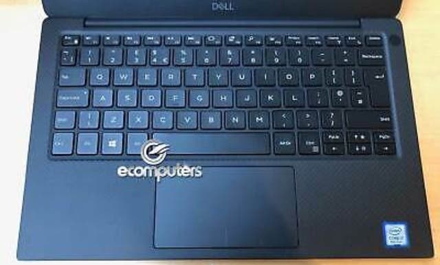 Dell XPS 13 9380 laptop 8th gen i7 8565U,2TB SSD