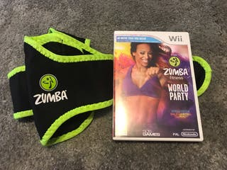 Juego Wii Zumba Fitnes