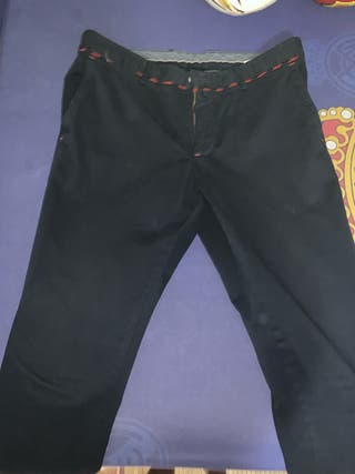 "Pantalones ""el ganso"""