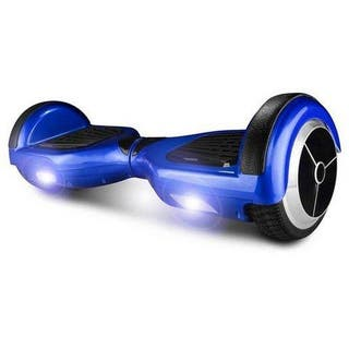 Hoverboard Azul nuevo con luz Led y Bluetooth