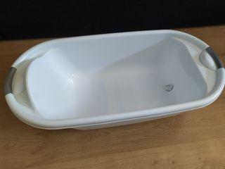 bañera de plastico para bebé
