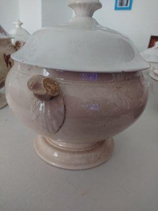 soperas porcelana