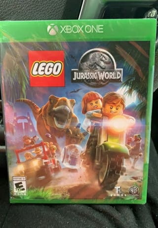 A ESTRENAR - LEGO JURASSIC WORLD | XBOX ONE
