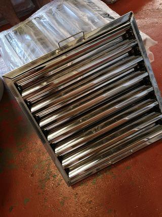 Filtros campanas extractoras