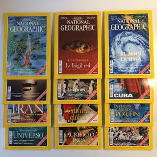 National Geographic - Revista - Pack año 1999