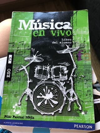 Libro música 4ESO