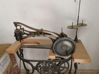 máquina de zapatero vintage