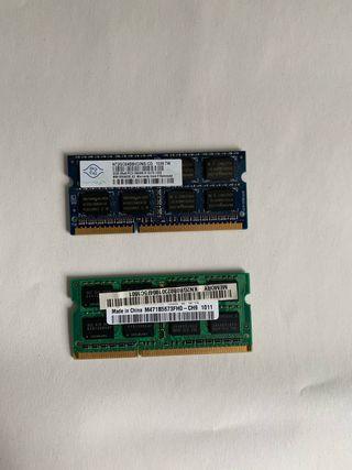 Memoria RAM portátil