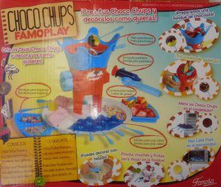 fabrica de chocolate juguete