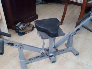 máquina de flexiones