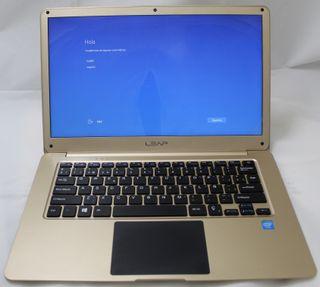 """CloudBook LeapBook A100 14,1"""" Intel Atom Quad Core"""