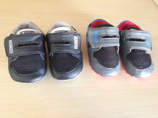 Zapatillas Munich bebe n.18