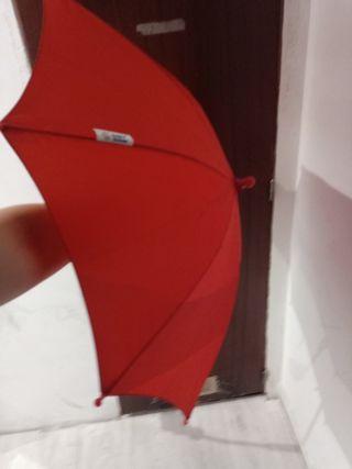 Sombrilla BBY Roja