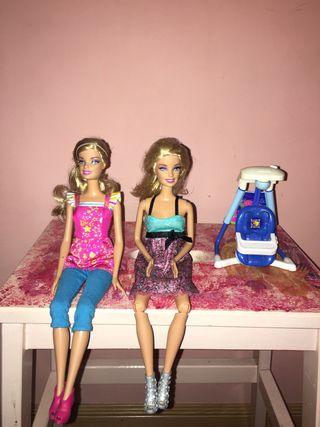 Barbies. 10 euros cada muñeca