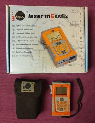 Laser Medidor de distancias Professional Messfix