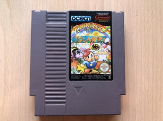 Bubble Bobble 2 [Nintendo NES]