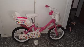"bicicleta 14"" 25€"