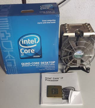 procesador intel CORE I7 x58