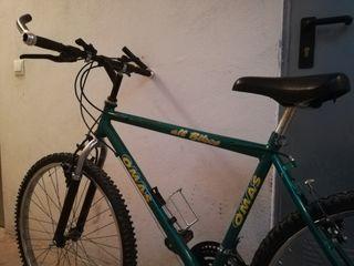 Bicicleta de montaña. Fabricación en Toledo
