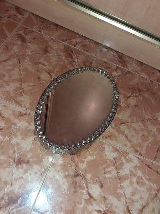 Espejo de decoración