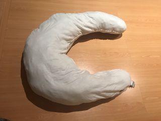 Cojín lactancia - Almohada embarazada.