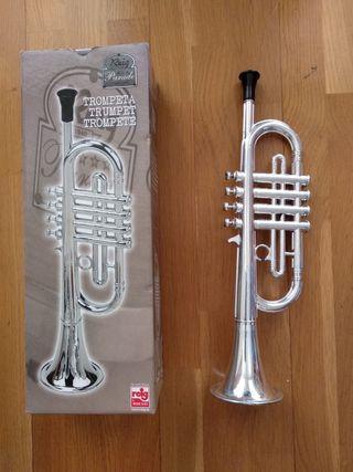 Trompeta de juguete
