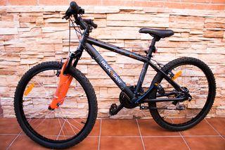 Bicicleta MTB junior