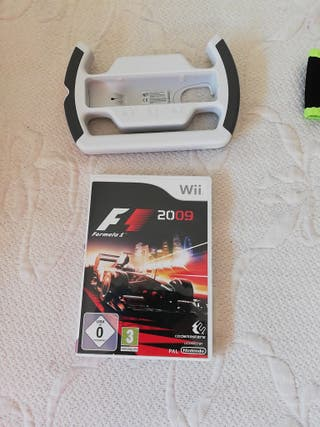 Juego Wii F1 2009