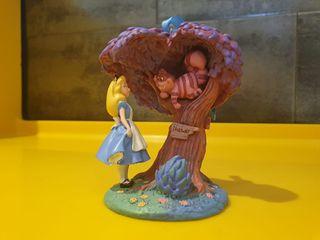 Ornamento Alice in wonderland.