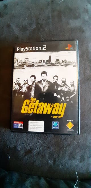 the getaway ps2