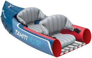 Canoa inflable 3 plazas Sevlor Tahiti Plus NUEVO