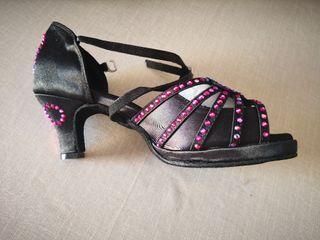 zapatos de baile con plataforma nuevos