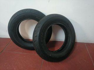 neumáticos de asfalto