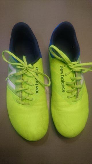 Zapatillas Fútbol Tacos New Balance