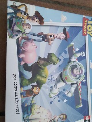 puzzle toy story 100 piezas