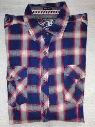 Camisa de cuadros estilo vaquera