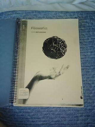 libro de filosofía 1 de bachillerato