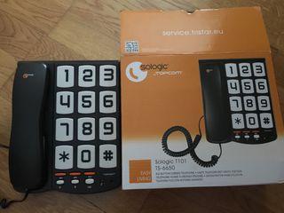 Teléfono para mayores.