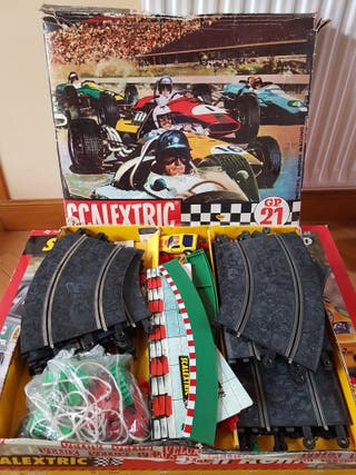 scalextric gp 21